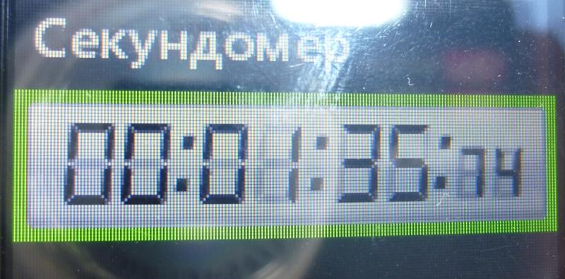 1-й пуск на бензине без катализатора